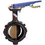 Butterfly Valve - Ductile Iron, Wafer Type, 250 PSI, WD-3100