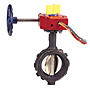 Butterfly Valve - Ductile Iron, Fire Protection, UL Listed, WD-3510